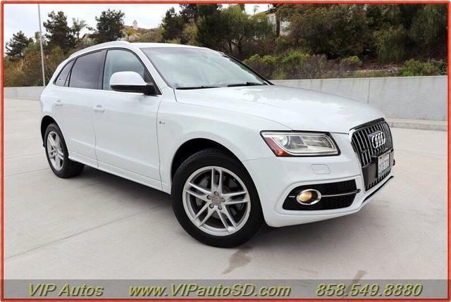 used 2013 Audi Q5 car, priced at $18,899