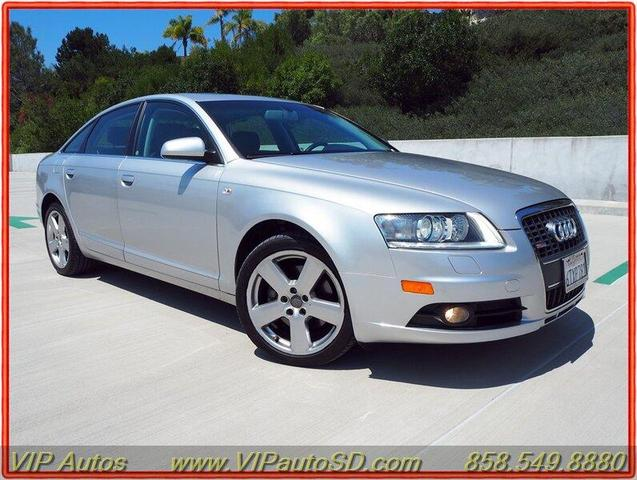 used 2008 Audi A6 car, priced at $12,499