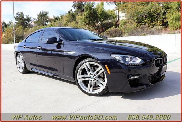 used 2015 BMW 650 Gran Coupe car, priced at $34,899
