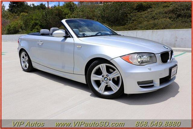 used 2008 BMW 128 car, priced at $12,799