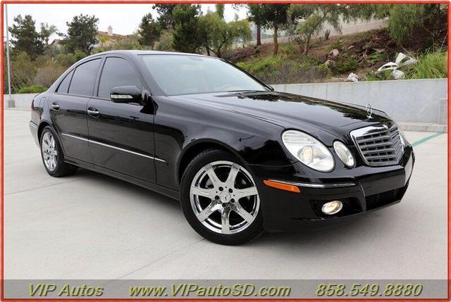 used 2007 Mercedes-Benz E-Class car, priced at $11,899