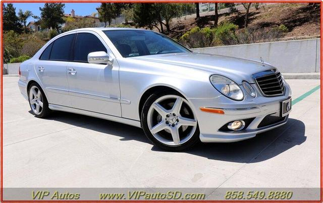 used 2009 Mercedes-Benz E-Class car, priced at $13,899