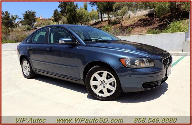 used 2007 Volvo S40 car, priced at $9,899