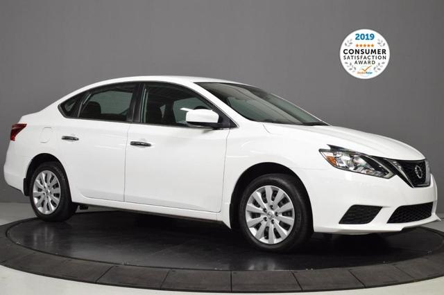 used 2017 Nissan Sentra car, priced at $14,995