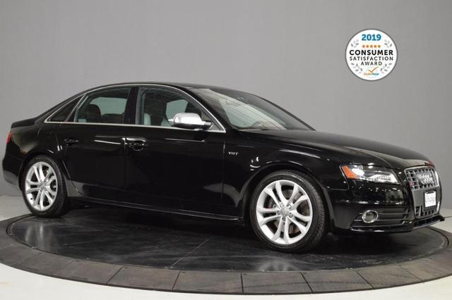 used 2012 Audi S4 car, priced at $23,795