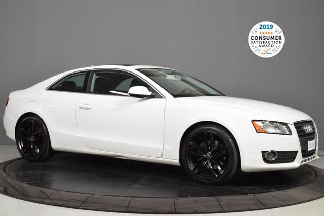 used 2010 Audi A5 car, priced at $11,995