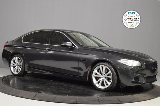 used 2014 BMW 535d car, priced at $24,995