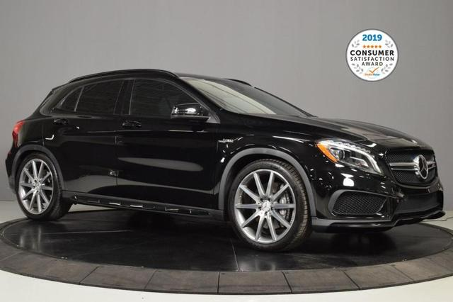 used 2015 Mercedes-Benz GLA-Class car, priced at $27,995