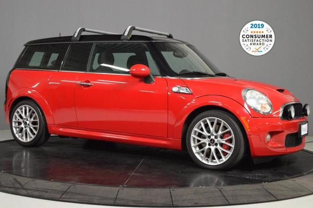 used 2009 MINI Cooper Clubman car, priced at $11,995