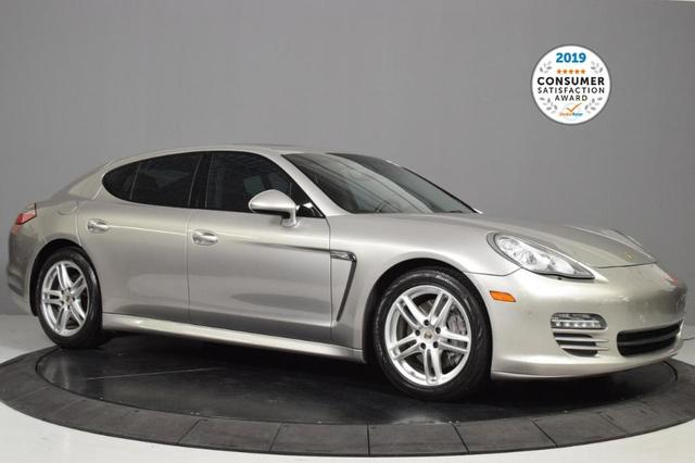 used 2012 Porsche Panamera car, priced at $22,995