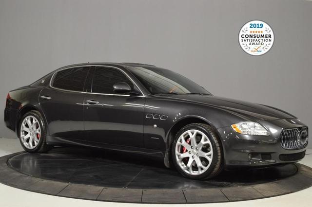 used 2009 Maserati Quattroporte car, priced at $17,995