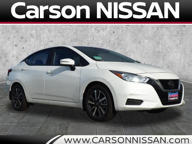 new 2020 Nissan Versa car, priced at $16,695