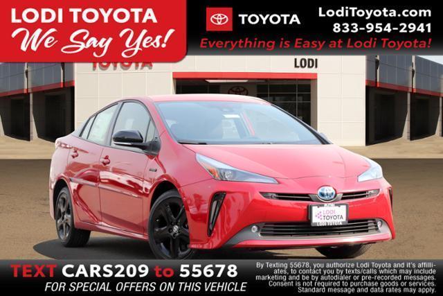 new 2021 Toyota Prius car, priced at $30,174