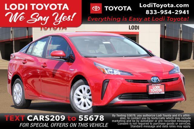 new 2020 Toyota Prius car, priced at $27,634