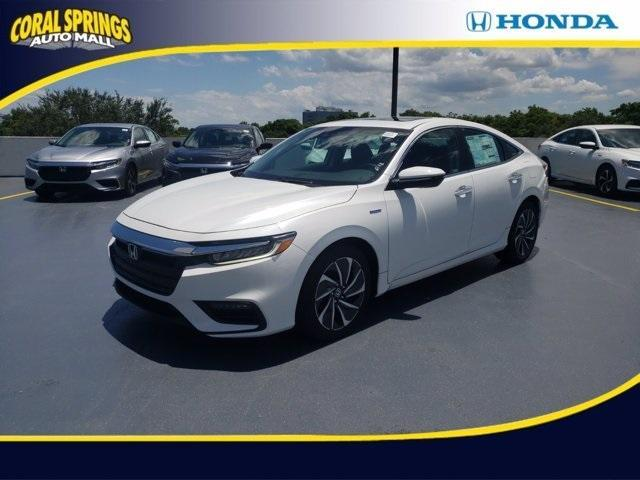 new 2021 Honda Insight car