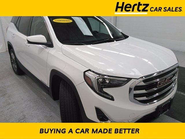 used 2019 GMC Terrain car, priced at $22,788