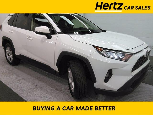 used 2019 Toyota RAV4 car, priced at $26,582