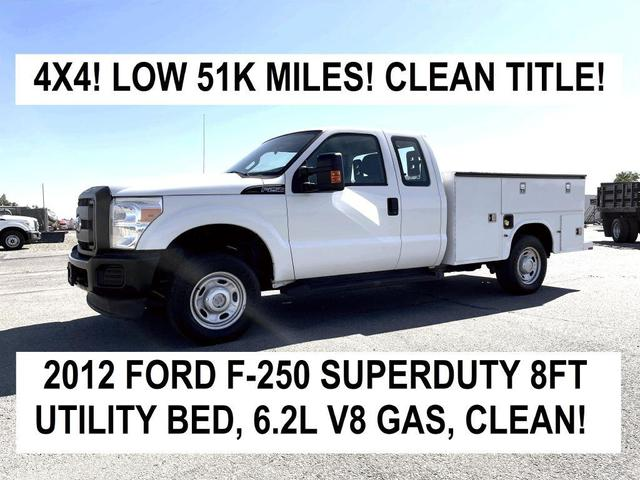 used 2012 Ford F-250 car, priced at $34,990