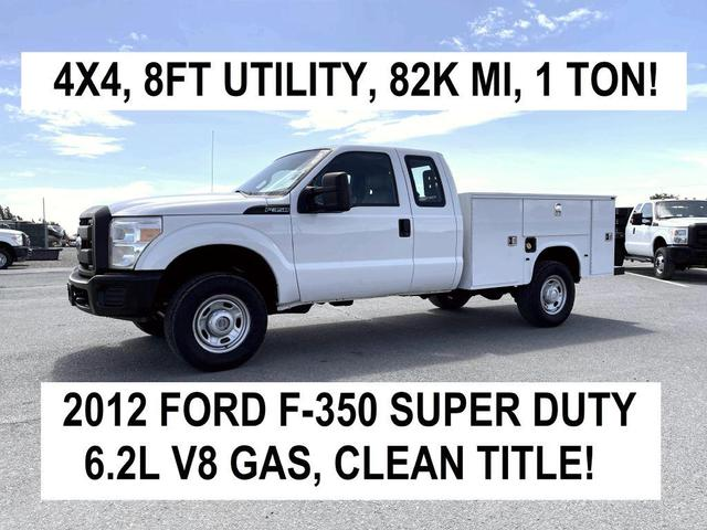 used 2012 Ford F-350 car, priced at $32,490