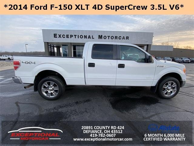 used 2014 Ford F-150 car, priced at $24,024