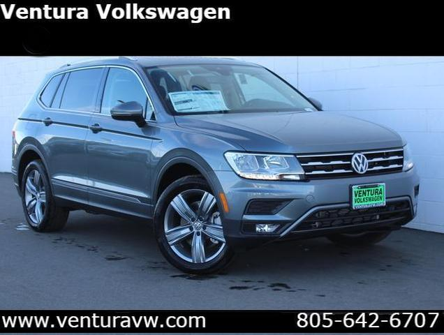 new 2021 Volkswagen Tiguan car, priced at $34,649