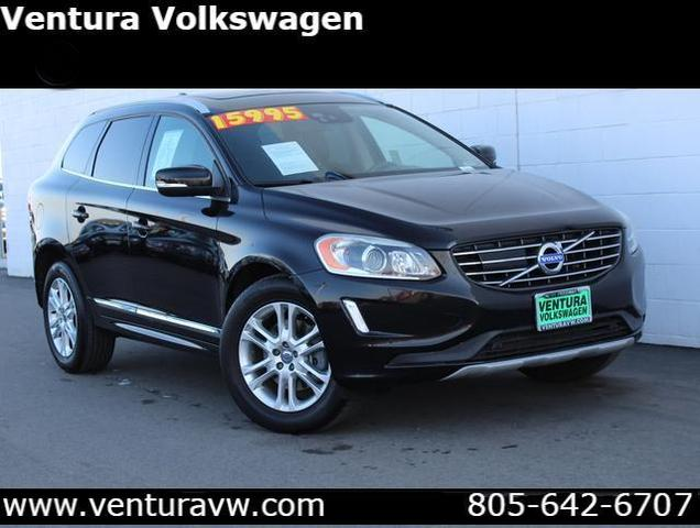 used 2016 Volvo XC60 car, priced at $17,995