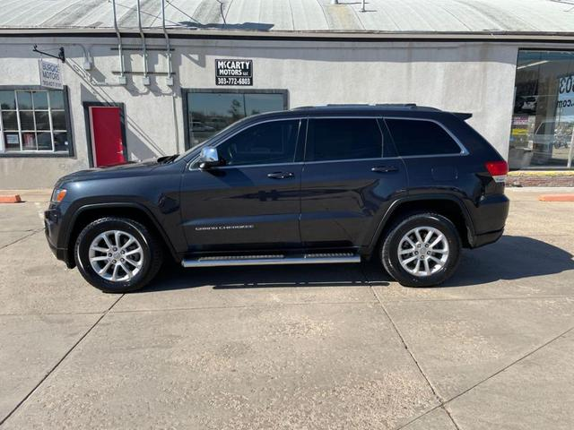used 2014 Jeep Grand Cherokee car, priced at $15,999
