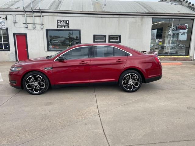 used 2015 Ford Taurus car, priced at $22,999