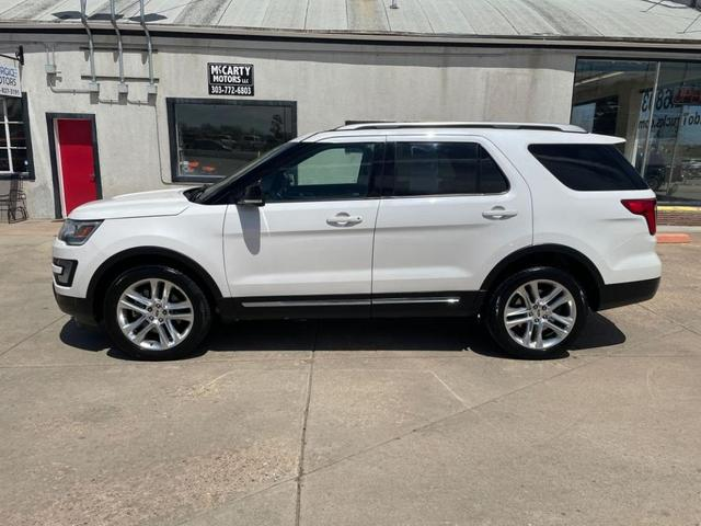 used 2017 Ford Explorer car, priced at $25,999