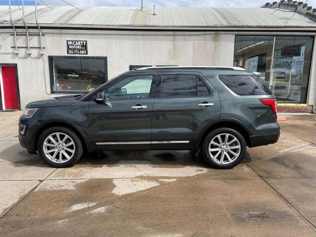 used 2016 Ford Explorer car, priced at $23,999