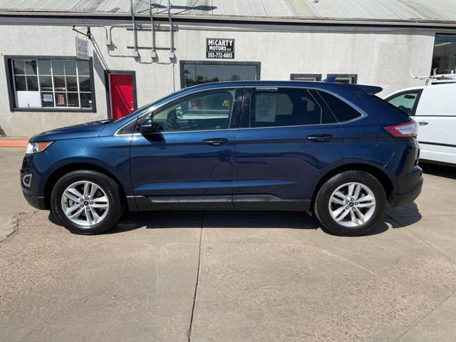 used 2017 Ford Edge car, priced at $20,499