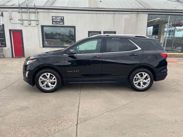 used 2018 Chevrolet Equinox car, priced at $23,999