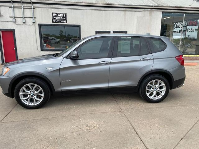 used 2014 BMW X3 car, priced at $21,999