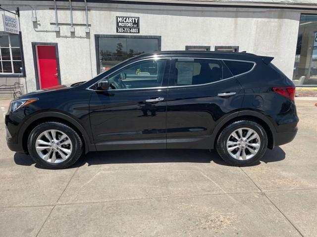 used 2018 Hyundai Santa Fe Sport car, priced at $23,999
