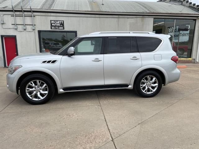 used 2011 INFINITI QX56 car, priced at $22,999