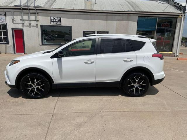 used 2016 Toyota RAV4 car, priced at $25,999