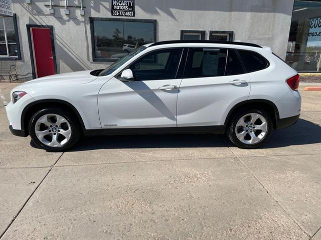 used 2014 BMW X1 car, priced at $18,999