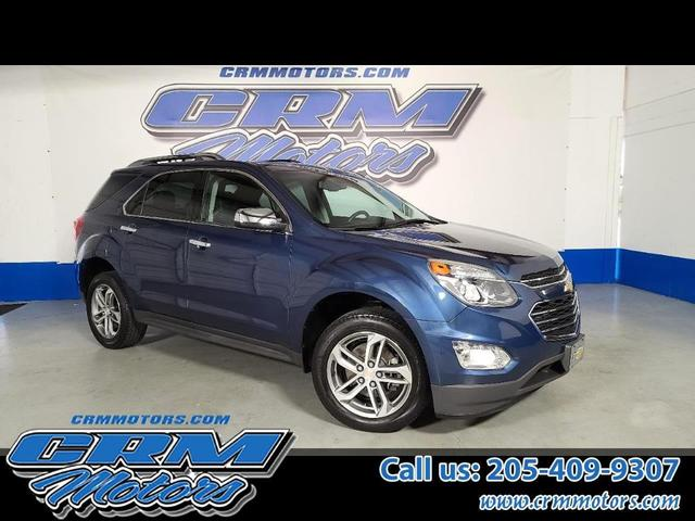 used 2016 Chevrolet Equinox car, priced at $18,771
