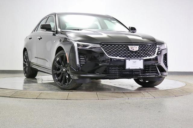 new 2021 Cadillac CT5 car, priced at $54,890
