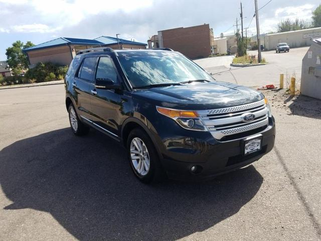 used 2013 Ford Explorer car, priced at $11,222