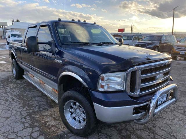 used 2006 Ford F-250 car, priced at $9,988