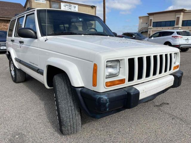 used 2001 Jeep Cherokee car, priced at $6,488