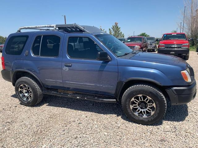 used 2000 Nissan Xterra car, priced at $4,995