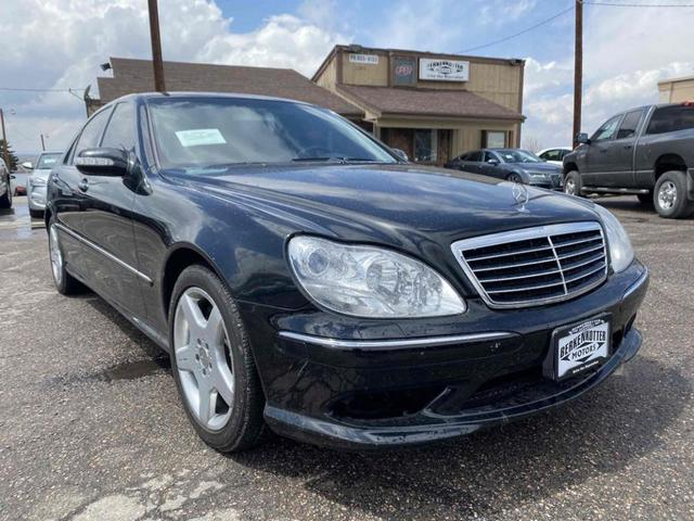 used 2006 Mercedes-Benz S-Class car, priced at $8,988