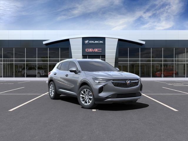 new 2021 Buick Envision car, priced at $32,440