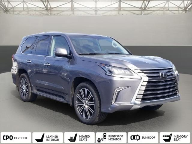 used 2020 Lexus LX 570 car, priced at $87,950