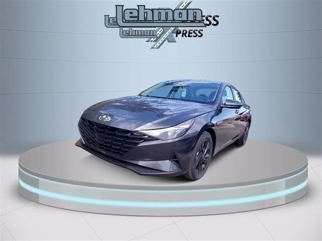 new 2021 Hyundai Elantra car, priced at $22,407