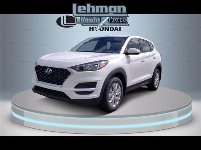 new 2021 Hyundai Tucson car, priced at $24,776