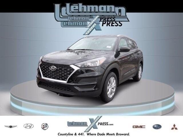 new 2020 Hyundai Tucson car, priced at $22,995