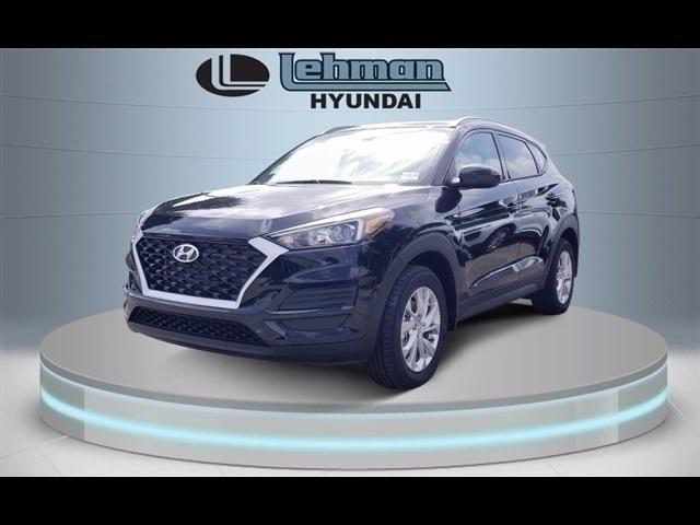 new 2021 Hyundai Tucson car, priced at $25,271